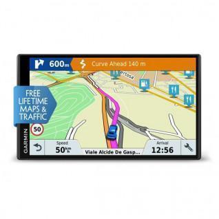 GPS Garmin drivesmart 61 lmt-s europe du sud