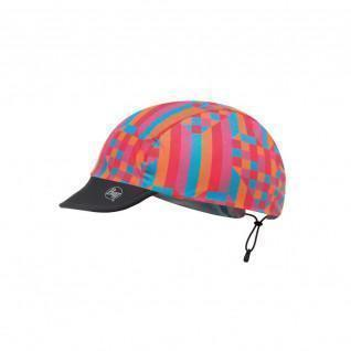 Casquette enfant Buff icy pink/multi