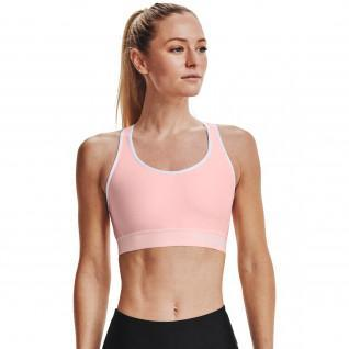 Brassière femme Under Armour Mid Sports