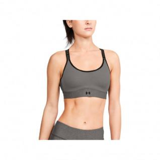 Brassière femme Under Armour Infinity Mid Heather