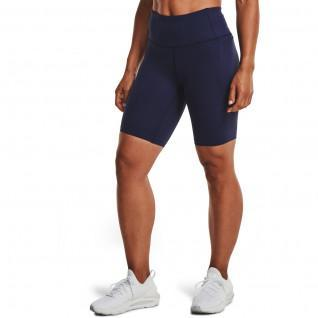 Short femme Under Armour cycliste Meridian