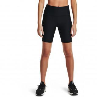 Short cycliste femme HeatGear Under Armour Shine