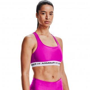 Brassière femme Armour Mid Crossback Sports