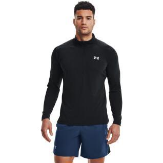 Maillot Under Armour 1/2 Zip Seamless