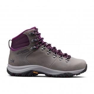 Chaussures femme Columbia 100MW Titanium Outdry
