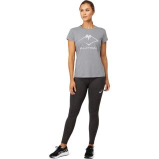 T-shirt femme Asics Fuji Trail Tea