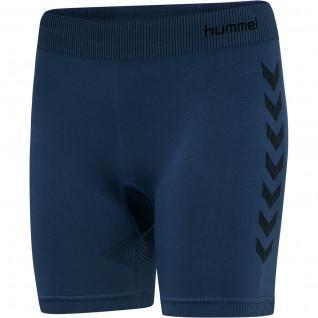 Short de compression femme Hummel hmlfirst training
