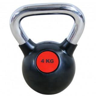 Kettlebell Leader Fit noir 4kg