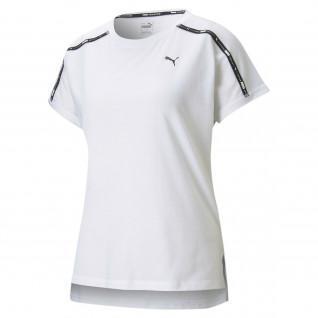 T-shirt femme Puma Train Logo Boyfriend