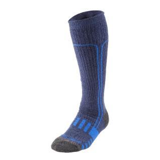 Lot de 6 paires chaussettes Mizuno Breath Thermo Mid Ski