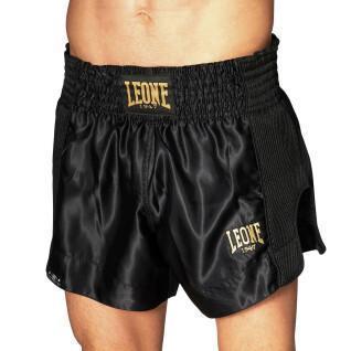 Short de boxe Leone kick thai essential