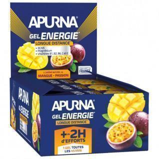 Lot de 24 gels Apurna Energie Mangue Passion  - 35g