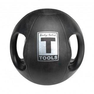 Médecine ball 2 poignées 7,2 kg Body Solid