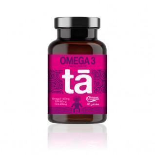 Capsules d'Omega 3 Ta