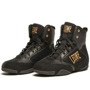 Chaussures de boxe Leone premium