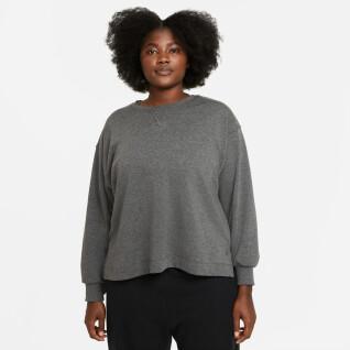 Sweatshirt femme Nike Yoga