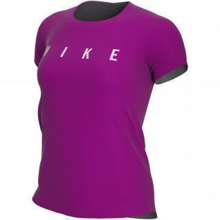 T-shirt femme Nike Dri-FIT Miler Run Division
