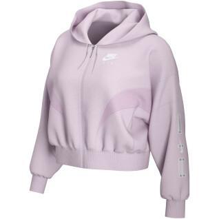 Sweatshirt femme Nike Sportswear Air Fleece