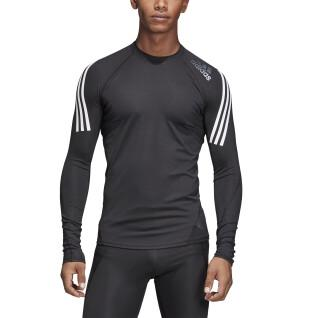 Maillot de compression adidas Alphaskin Sport+ 3-Stripes