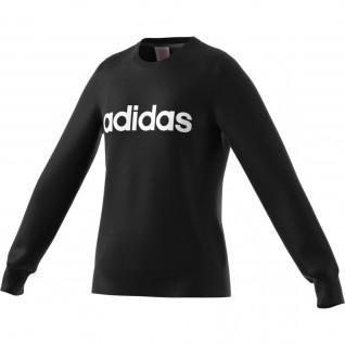 Sweat femme junior adidas Linear