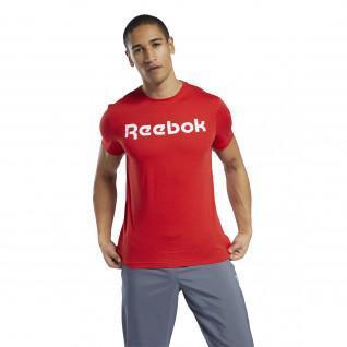 T-shirt Reebok Graphic Series Linear Logo