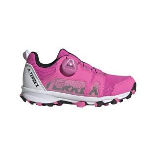 Chaussures de randonnée fille adidas Terrex Boa