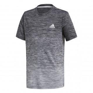 T-shirt junior adidas Aeroeady Gradient