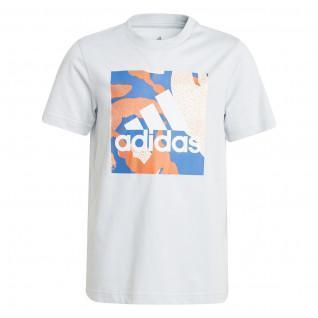 T-shirt enfant adidas Camo Graphic