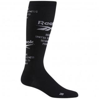 Chaussettes Reebok Compression Knee