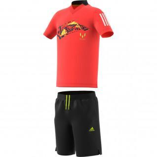 Ensemble enfant adidas Messi Football-Inspired Summer