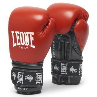 Gants de boxe Leone ambassador 12 oz