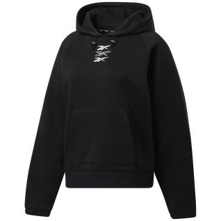 Sweatshirt à capuche femme Reebok MYT