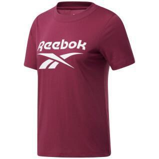 T-shirt femme Reebok Identity Logo
