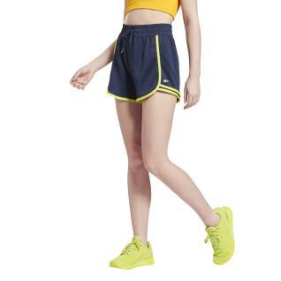 Short taille haute femme Reebok Workout Ready