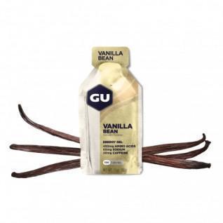 Lot de 24 Gels Gu Energy vanille