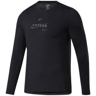 T-shirt manches longues Reebok TS ACTIVCHILL Move