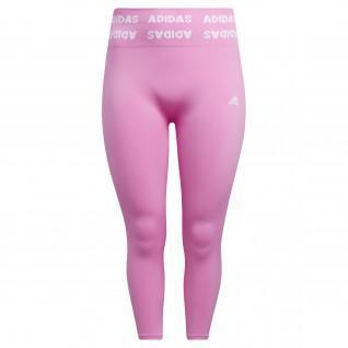 Legging femme adidas Aeroknit Training 7/8 Grande Taille