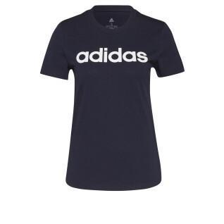 T-shirt femme adidas Essentials Slim Logo