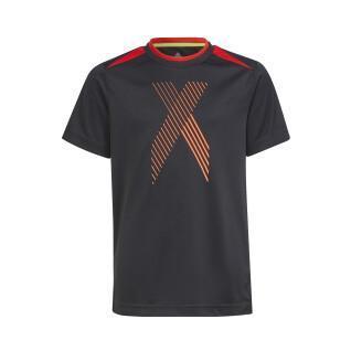 T-shirt enfant adidas AEROREADY X Football-Inspired