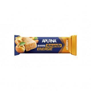 Lot de 28 barres fondante Apurna Abricot/Amande