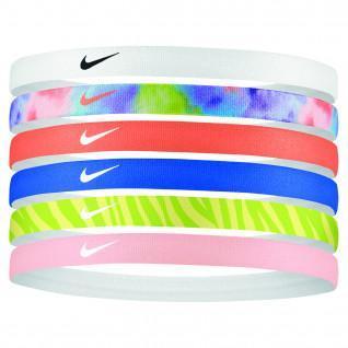 Pack de 6 élastiques Nike