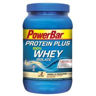 Poudre PowerBar ProteinPlus 100% Whey Isolate - Vanilla Paradise (570gr)