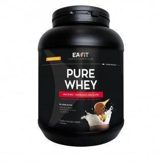 Pure Whey chocolat noisette EA Fit
