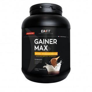 Gainer Max Double chocolat EA Fit 1,1kg