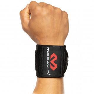 Bande poignets McDavid x-fitness poids lourd
