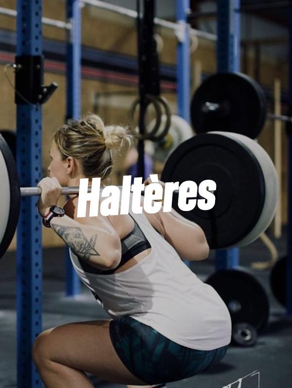 Haltères